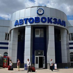 Автовокзалы Казанского