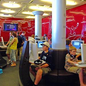 Интернет-кафе Казанского