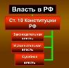 Органы власти в Казанском
